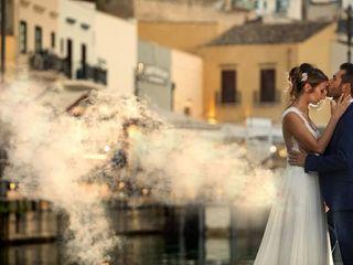 Le nozze di Marilena e Giuseppe