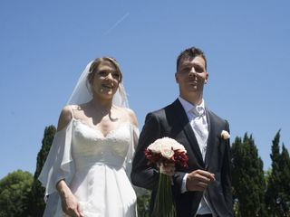 Le nozze di Emilie e Enrico