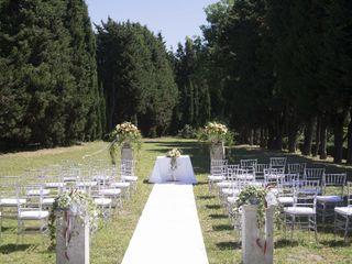 Le nozze di Emilie e Enrico 1