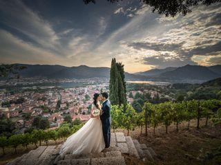 Le nozze di Ivana e Marco 1