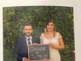 Le nozze di Aicha  e Emanuele  2