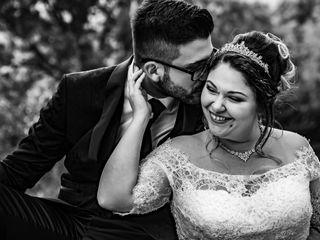 Le nozze di Antonietta e Alberto