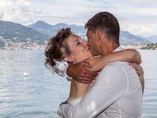 Le nozze di Cristian e Simona