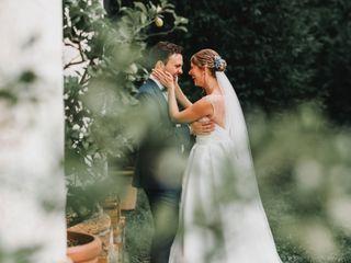Le nozze di Aurora e Davide 2