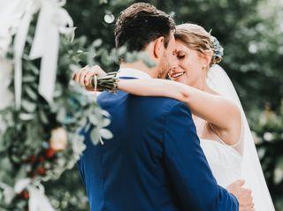 Le nozze di Aurora e Davide