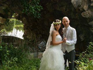 Le nozze di Vanesa e Luigi