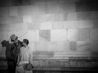 Le nozze di Camilla e Luigi
