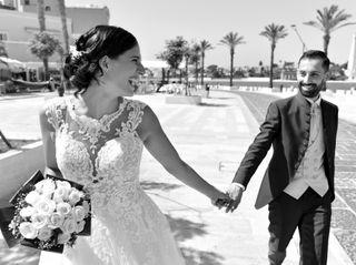 Le nozze di Rossella e Giordano