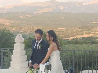 Le nozze di Paola e Mariano