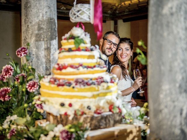 Le nozze di Melania e Vincenzo