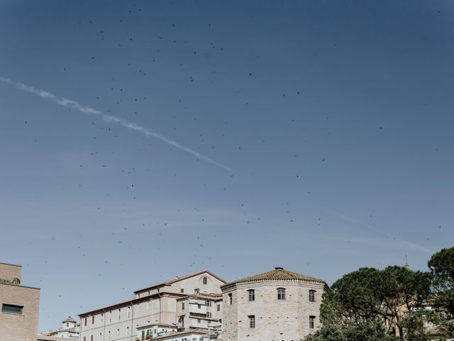 Il matrimonio di Andrea e Monica a Jesi, Ancona 1
