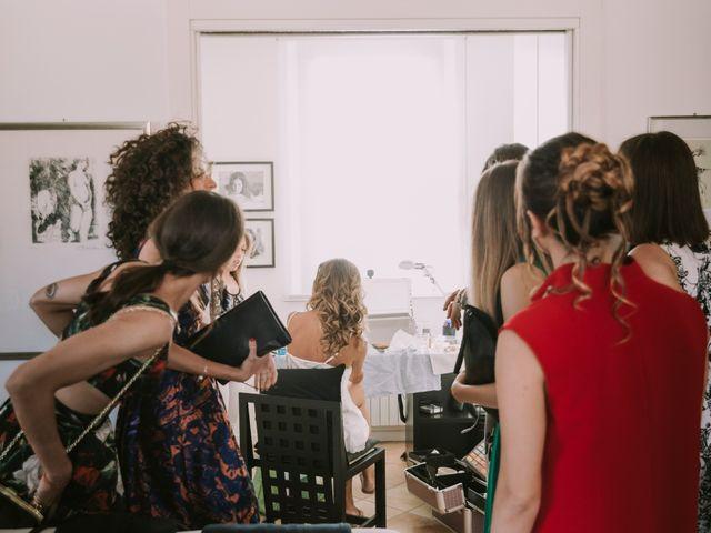 Il matrimonio di Andrea e Monica a Jesi, Ancona 19