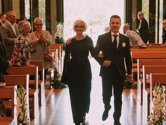 Il matrimonio di Andrea e Monica a Jesi, Ancona 56