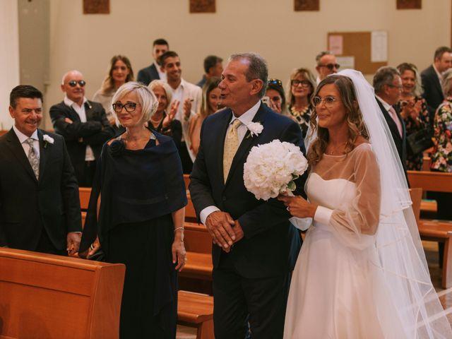 Il matrimonio di Andrea e Monica a Jesi, Ancona 57
