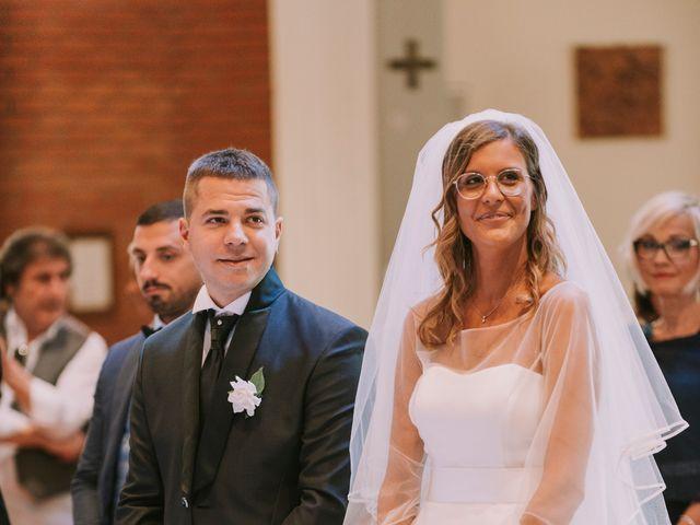 Il matrimonio di Andrea e Monica a Jesi, Ancona 63