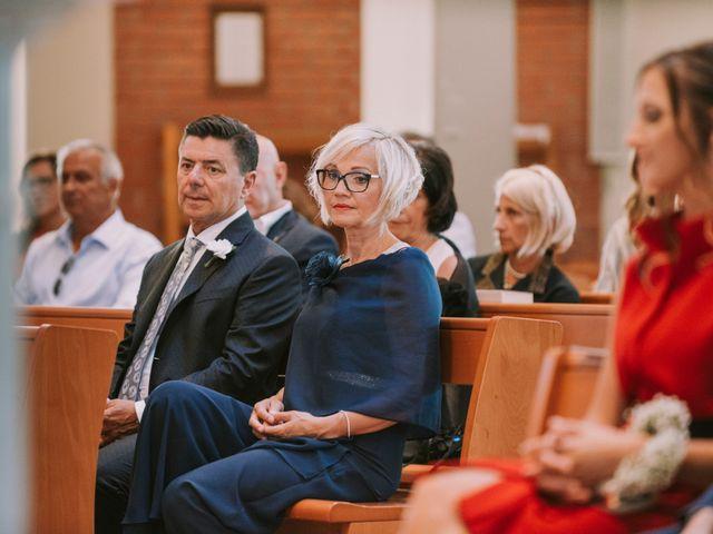 Il matrimonio di Andrea e Monica a Jesi, Ancona 65