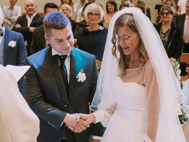Il matrimonio di Andrea e Monica a Jesi, Ancona 68