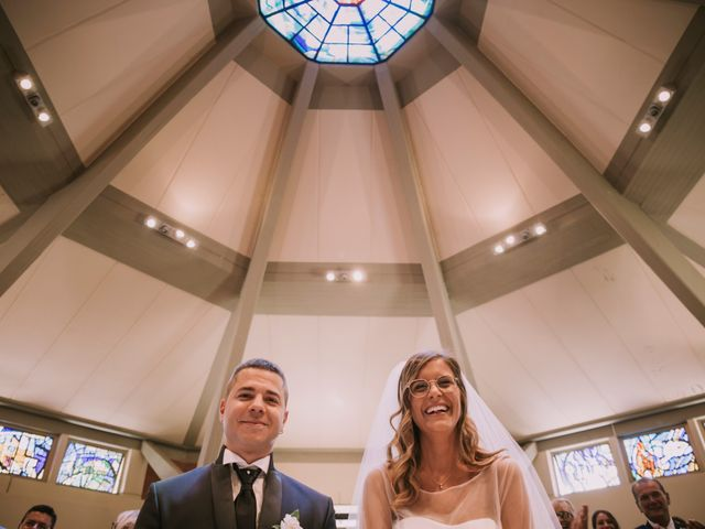 Il matrimonio di Andrea e Monica a Jesi, Ancona 77