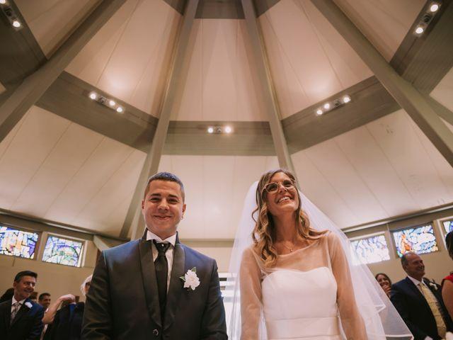 Il matrimonio di Andrea e Monica a Jesi, Ancona 78