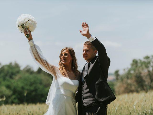 Il matrimonio di Andrea e Monica a Jesi, Ancona 93