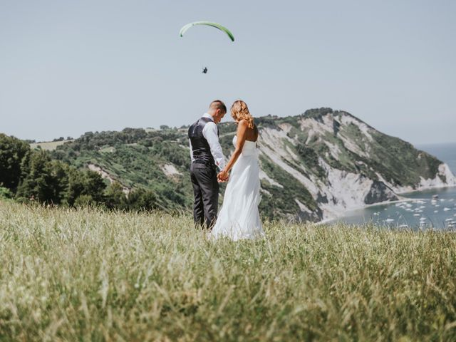 Il matrimonio di Andrea e Monica a Jesi, Ancona 96