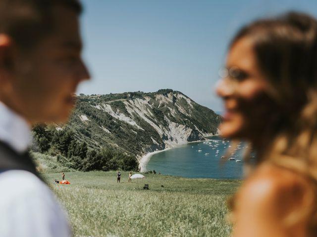 Il matrimonio di Andrea e Monica a Jesi, Ancona 100