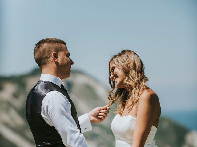 Il matrimonio di Andrea e Monica a Jesi, Ancona 107