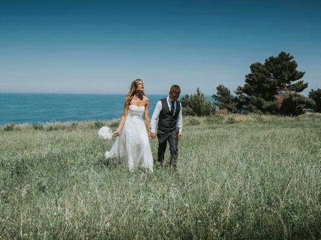 Il matrimonio di Andrea e Monica a Jesi, Ancona 128