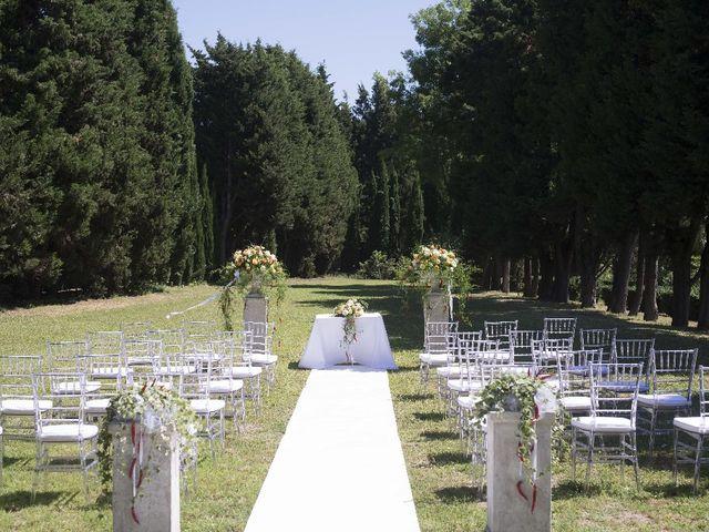 Il matrimonio di Enrico e Emilie a Pesaro, Pesaro - Urbino 1