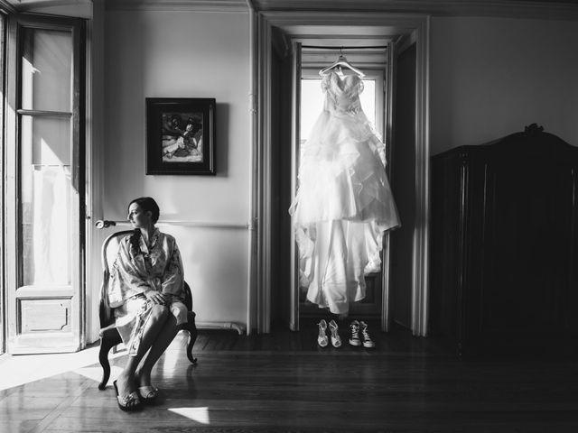 Il matrimonio di Mattia e Sara a Erba, Como 1