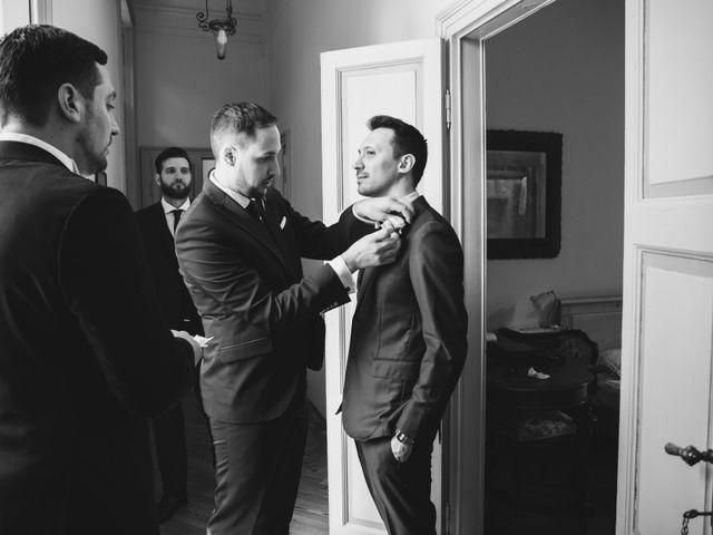 Il matrimonio di Mattia e Sara a Erba, Como 10