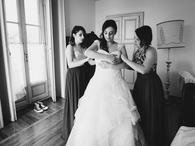 Il matrimonio di Mattia e Sara a Erba, Como 13