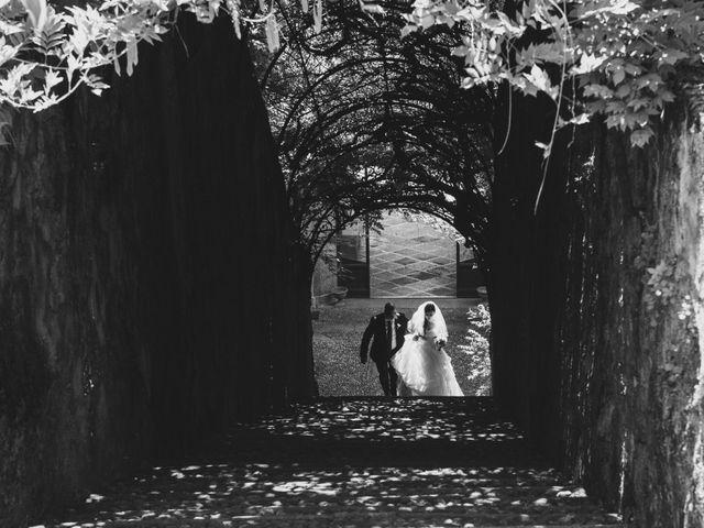 Il matrimonio di Mattia e Sara a Erba, Como 17