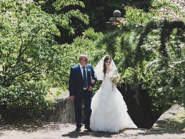 Il matrimonio di Mattia e Sara a Erba, Como 18