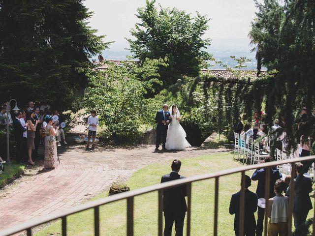 Il matrimonio di Mattia e Sara a Erba, Como 19