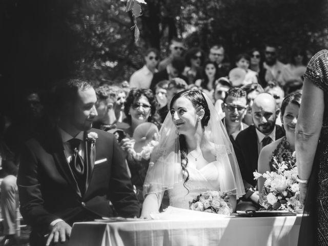 Il matrimonio di Mattia e Sara a Erba, Como 23