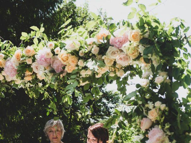 Il matrimonio di Mattia e Sara a Erba, Como 24