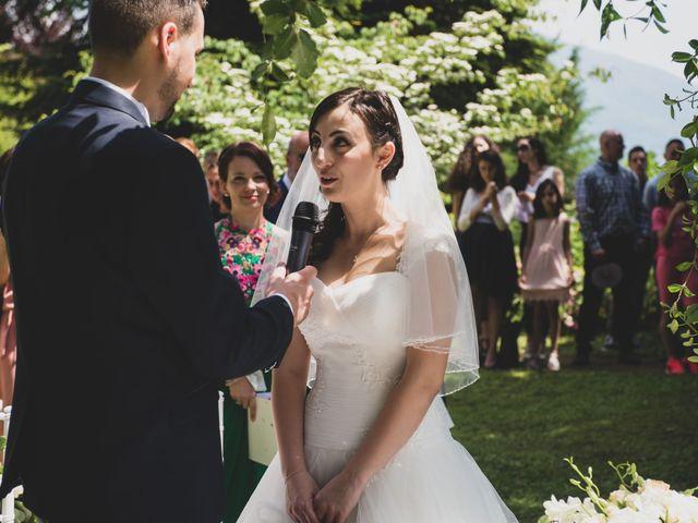 Il matrimonio di Mattia e Sara a Erba, Como 26