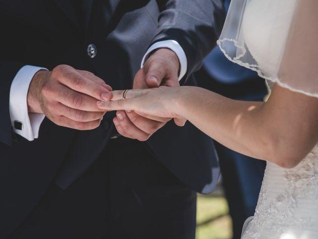 Il matrimonio di Mattia e Sara a Erba, Como 29