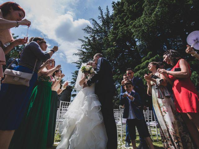 Il matrimonio di Mattia e Sara a Erba, Como 32