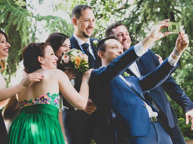 Il matrimonio di Mattia e Sara a Erba, Como 35