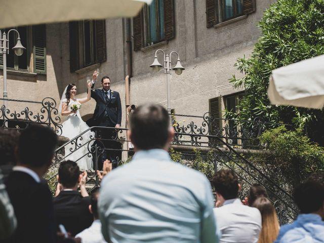 Il matrimonio di Mattia e Sara a Erba, Como 37