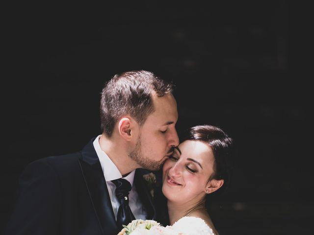 Il matrimonio di Mattia e Sara a Erba, Como 44