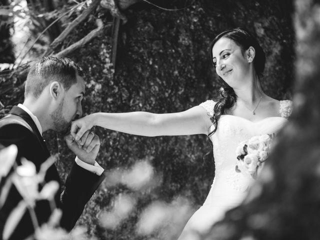Il matrimonio di Mattia e Sara a Erba, Como 46