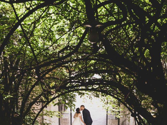 Il matrimonio di Mattia e Sara a Erba, Como 47