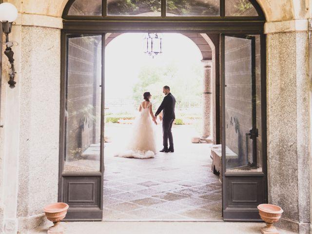 Il matrimonio di Mattia e Sara a Erba, Como 48