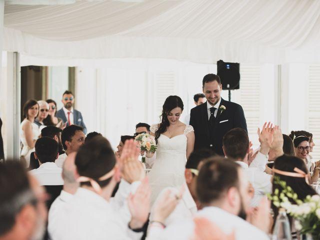 Il matrimonio di Mattia e Sara a Erba, Como 52