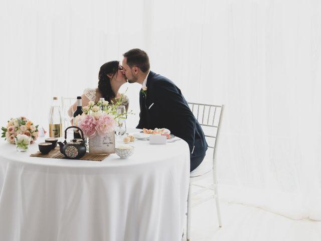 Il matrimonio di Mattia e Sara a Erba, Como 53