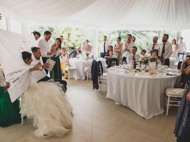 Il matrimonio di Mattia e Sara a Erba, Como 57