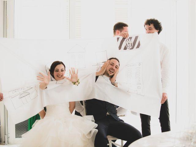 Il matrimonio di Mattia e Sara a Erba, Como 59